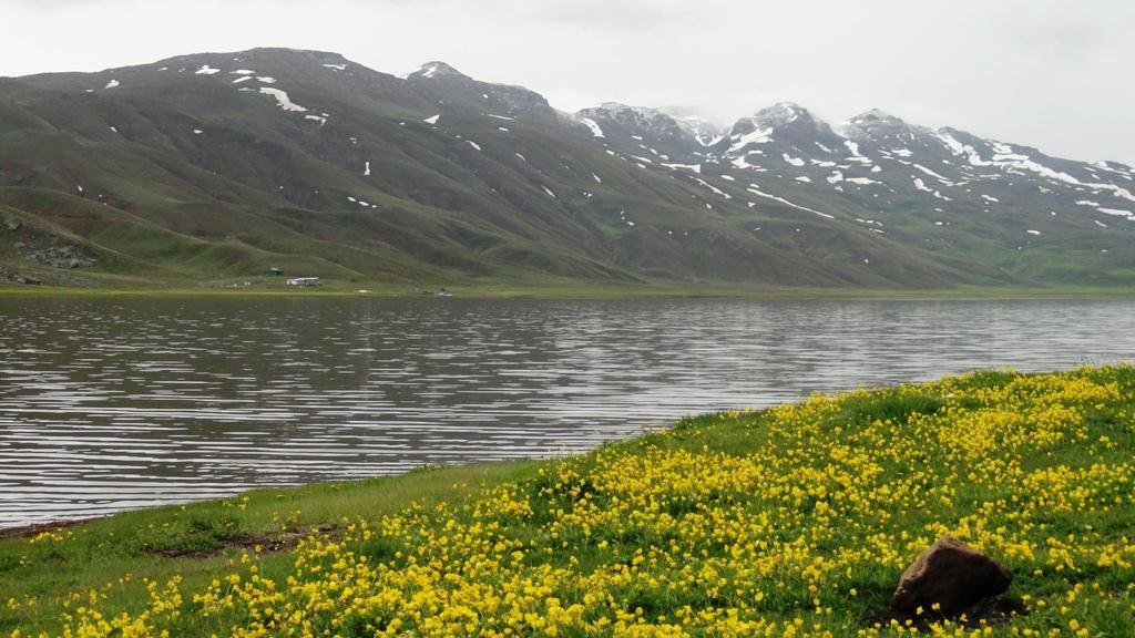 دریاچه نئور تا سوباتان